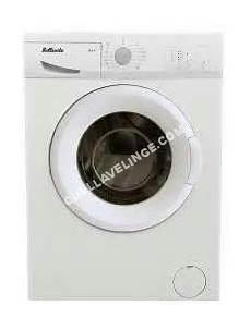 Lave Linge Hublot Bellavita Lave Linge Hublot Kg 100 A