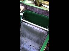 Teichfilter Eigenbau Technik - eigenbau sieve filter schwerkraft filter f 252 r den