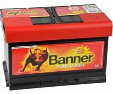 Banner Power Bull 12v 72ah P7209 Ab 94 10