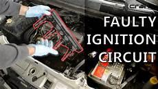 opel meriva probleme faulty ignition circuit opel zafira