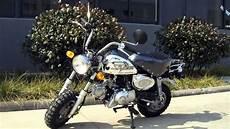 skyteam st50 8 honda monkey nachbau 50ccm moped qbb