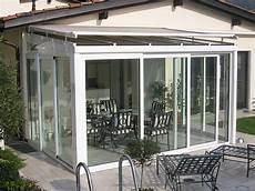 verande mobili per balconi veranda chiusa con vetri