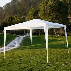 tent gazebo apontus outdoor tent canopy gazebo 10 x 10 white