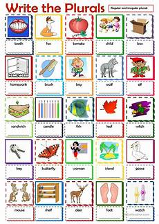 write the plurals worksheet free esl printable worksheets made by teachers