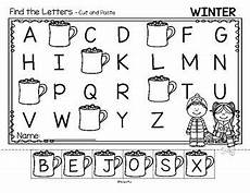 cut and paste letter worksheets for kindergarten 23464 alphabet order cut and paste printables using preschool themes by kidsparkz