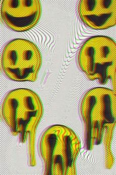 Trippy Edgy Aesthetic Wallpaper Iphone