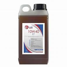 huile de moteur diesel huile moteur essence et diesel gpl 10w40 e7