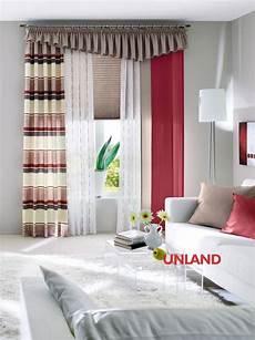 Unland Linea Fensterideen Vorhang Gardinen Und