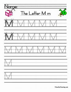 letter m handwriting worksheets 24300 phonics worksheets resources