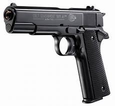 pistolet à blanc pistolet a blanc 9 mm colt government 1911 a1 bronz 233 alarme