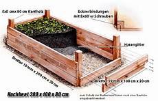 Garten Moy Anleitung Zum Bau Eines Hochbeets