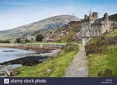 Amhuinnsuidhe Castle Insel Harris 228 U 223 Eren Hebriden