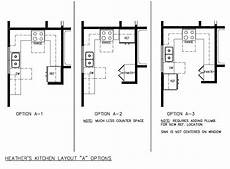 Kitchen Floor Plans For Small Kitchens by U Shaped Kitchen Floor Plans Kitchen Plans Great