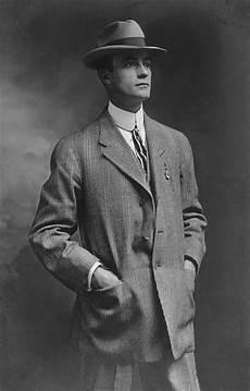 1930s vintage mens clothing 30s suit hat moda a 241 os