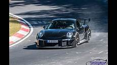 porsche 991 gt2 rs 2018 porsche 991 gt2 rs testing on the n 252 rburgring