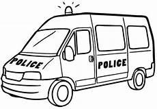 car ambulance coloring page car car