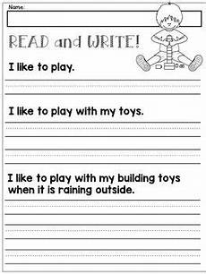 writing simple sentences worksheets 1st grade 22232 handwriting practice 1st and 2nd grade s tpt products
