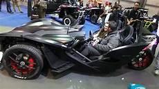 Polaris Slingshot 3 Wheel Motorcycle Trike