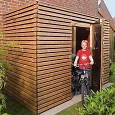 Holzverkleidung Haus Selber Machen - bauplan schuppen fahrradgarage schuppen ideen und