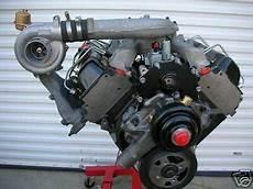 6 5 L 6 5l Diesel Engine W Optimizer Improved Block Heads