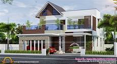 contemporary house plans in kerala february 2015 kerala home design and floor plans