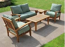 salon jardin en teck salon de jardin en teck tout type de meubles en 20 photos