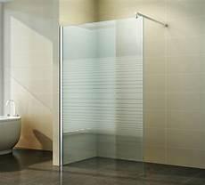 Duschwand Walk In - walk in dusche venus gestreift dein bau projekt