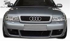 welcome to extreme dimensions inventory item 1996 2001 audi a4 s4 b5 duraflex rs4 front