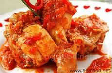 Pedasnya Resep Rica Rica Manado Resep Masakan Kuliner