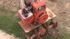 Montgomery Ward Rototiller Part 2 It Lives And Replace