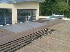 Terrasse Keramik Und Holz Bs Holzdesign