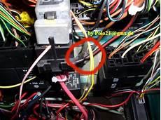 umbauanleitung f 252 r elektrische fenserheber im alle polo 86c