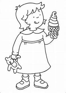 Malvorlagen Caillou Mp3 1000 Images About Coloring Pages On Caillou