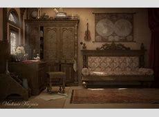 Old room   Portfolio work   Evermotion