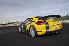 Porsche Cayman Gt4 Clubsport Clubsport Mr Review Gtspirit