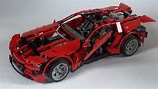 Lego Technic 8070 Motorized Car Power