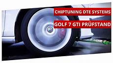 Dte Profi Chiptuning F 252 R Golf 7 Gti 2 0 Test Auf Dem