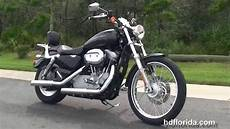 2007 harley davidson sportster 883 custom for sale used 2007 harley davidson sportster 883 custom motorcycles for sale youtube