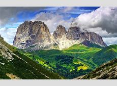 1920x1200 Mighty Dolomites Europe Italy desktop PC and Mac