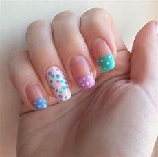 photo jenn ic easter nail designs