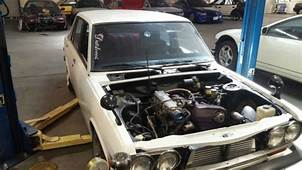1972 Datsun 510 Custom Turbo Clean Body Project For Sale