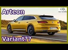 Not Quot Arteon Variant Quot This Is Vw S 1st Shooting Brake