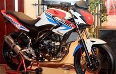 Modifikasi Cb150r Minimalis by Motor Honda Modifikasi Cb150r Minimalis Fairing Ceper