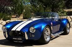 Era 1965 Shelby Cobra Replica Era 430 Blue W White