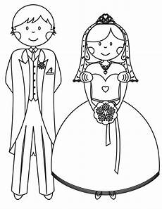 Malvorlagen Wedding 17 Wedding Coloring Pages For Who To About