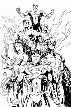 justice league coloring pages getcoloringpages