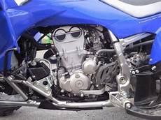 et voila le fameux moteur de ce yamaha yfz 450 raptor