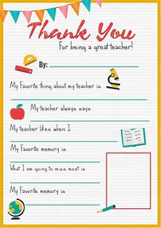thank you card template for students from thank you a free printable stay at home