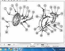 Rear Brake Diagram 1997 Ford F 250 Fixya