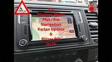 vw t6 discover media plus pro navigation radio navi karten